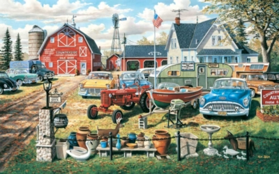 Jigsaw Puzzles - A Bumper Crop
