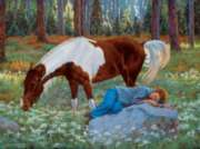 Horses & Dreams - 1000pc Jigsaw Puzzle By Sunsout