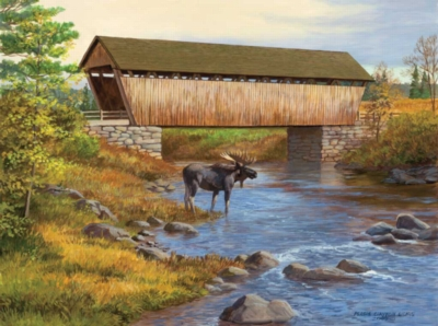 Autumn Stream - 1000pc Jigsaw Puzzle By Sunsout