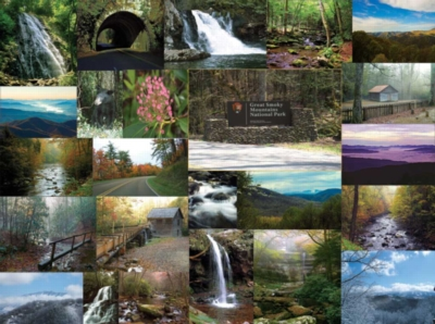 Jigsaw Puzzles - The Great Smoky Mountains
