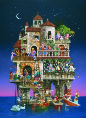 Superstitions - 1500pc Jigsaw Puzzle By Sunsout