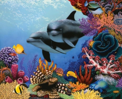 Jigsaw Puzzles - Sea Gems