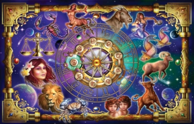 Zodiac 2 - 1000pc Jigsaw Puzzle By Sunsout